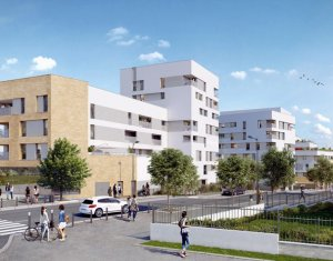 Achat / Vente appartement neuf Noisy Le Grand proche RER A (93160) - Réf. 1658
