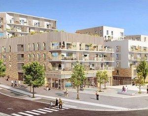 Achat / Vente appartement neuf Noisy-le-Grand quartier Maille Horizon Nord (93160) - Réf. 1789