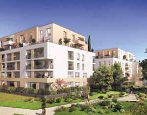 Achat / Vente appartement neuf Noisy-le-Grand Zac du clos d'Ambert (93160) - Réf. 1981