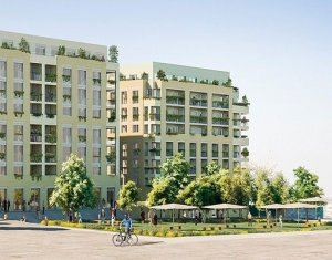 Achat / Vente appartement neuf Noisy-le-Grand ZAC Maille Horizon Nord (93160) - Réf. 1435