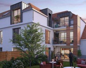 Investissement locatif : Appartement en loi Pinel  Noisy-le-Roi proche futur tram T13 (78590) - Réf. 6102