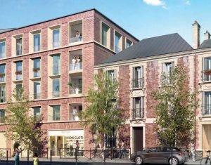 Achat / Vente appartement neuf Noisy-le-Sec à 300 mètres du RER E (93130) - Réf. 4527