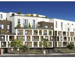 Achat / Vente appartement neuf Noisy-le-Sec centre-ville proche mairie (93130) - Réf. 2040