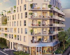 Achat / Vente appartement neuf Noisy-le-Sec proche des transports (93130) - Réf. 4448