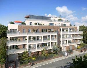 Achat / Vente appartement neuf Noisy-le-Sec proche RER E (93130) - Réf. 2462