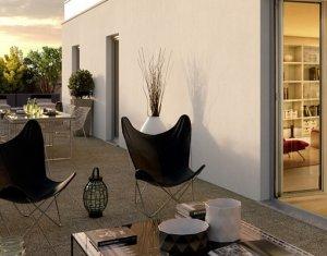 Achat / Vente appartement neuf Noisy-le-Sec proximité RER (93130) - Réf. 606