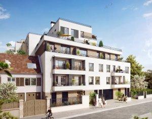 Investissement locatif : Appartement en loi Pinel  Noisy-le-Sec quartier pavillonnaire (93130) - Réf. 2619