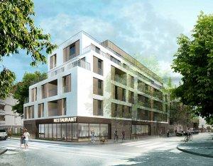 Achat / Vente appartement neuf Noisy-le-Sec quartier résidentiel et verdoyant (93130) - Réf. 858