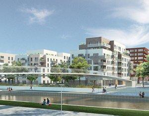 Achat / Vente appartement neuf Noisy-le-Sec Zac de l'Ourcq (93130) - Réf. 871
