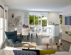 Achat / Vente appartement neuf Ollainville proche Gare RER C (91290) - Réf. 3367