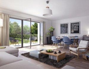 Investissement locatif : Appartement en loi Pinel  Orgeval centre historique (78630) - Réf. 3502