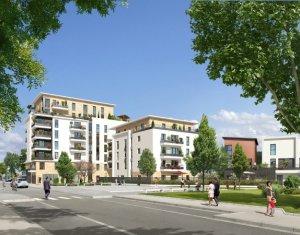 Achat / Vente appartement neuf Orly proche Plaine de jeux d'Orly (94310) - Réf. 2310