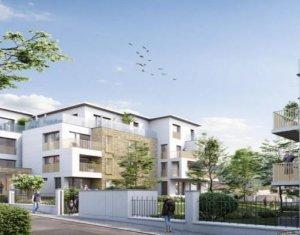 Achat / Vente appartement neuf Ormesson-sur-Marne proche bords de Marne (94490) - Réf. 4978