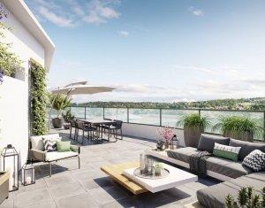 Investissement locatif : Appartement en loi Pinel  Ormesson-sur-Marne proche Lac du Grand Val (94490) - Réf. 6175