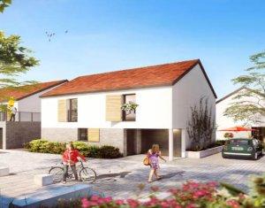 Achat / Vente appartement neuf Ormoy coeur Plaine de Saint-Jacques (91540) - Réf. 2768