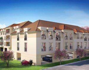 Investissement locatif : Appartement en loi Pinel  Ormoy proche commodités (91540) - Réf. 2857