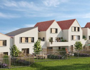 Investissement locatif : Appartement en loi Pinel  Ormoy proche RER Plessis-Chenet (91540) - Réf. 6079