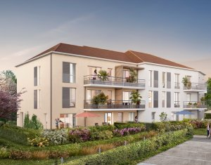 Achat / Vente appartement neuf Ormoy quartier de la Plaine Saint-Jacques (91540) - Réf. 2343