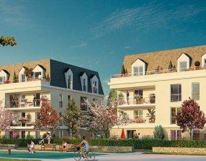 Investissement locatif : Appartement en loi Pinel  Osny proche centre-ville (95520) - Réf. 4984