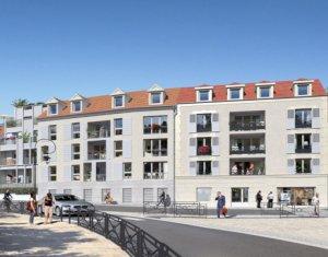 Investissement locatif : Appartement en loi Pinel  Osny proche centre-ville et gare (95520) - Réf. 2856