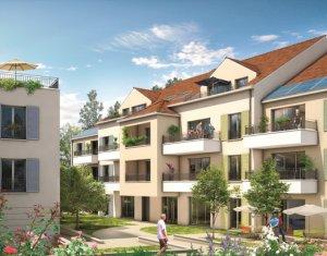 Achat / Vente appartement neuf Osny proximité centre (95520) - Réf. 87