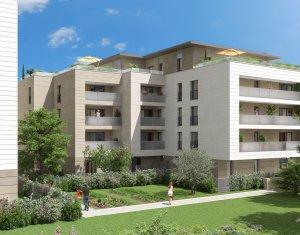 Achat / Vente appartement neuf Palaiseau proche centre-ville (91120) - Réf. 2611
