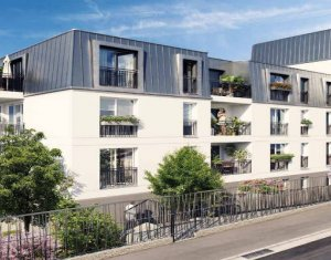Investissement locatif : Appartement en loi Pinel  Paray-Vieille-Poste proche gare RER C et D (91550) - Réf. 5217