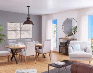 Investissement locatif : Appartement en loi Pinel  Paray-Vieille-Poste proche Orly (91550) - Réf. 5477