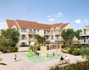 Achat / Vente appartement neuf Parmain proche gare de Valmondois (95620) - Réf. 578