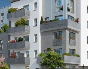 Achat / Vente appartement neuf Pavillons-sous-Bois à 10 km de Paris (93320) - Réf. 2038