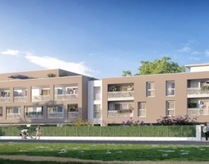 Investissement locatif : Appartement en loi Pinel  Persan face bords de l'Oise (95340) - Réf. 2862