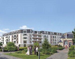 Investissement locatif : Appartement en loi Pinel  Persan hyper-centre (95340) - Réf. 1336