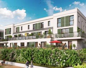 Achat / Vente appartement neuf Persan proche de la forêt domaniale de Carnelle (95340) - Réf. 2147