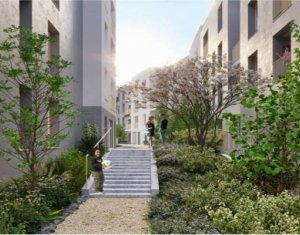 Achat / Vente appartement neuf Pierrefitte -sur-Seine à 100 mètres du tramway T5 (93380) - Réf. 5326