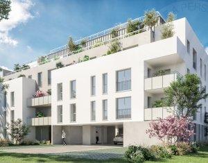 Investissement locatif : Appartement en loi Pinel  Pierrefitte-sur-Seine à 300 mètres du collège (93380) - Réf. 4287