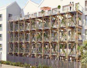 Investissement locatif : Appartement en loi Pinel  Pierrefitte-sur-Seine à deux pas du tramway (93380) - Réf. 5931