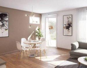 Investissement locatif : Appartement en loi Pinel  Pierrefitte-sur-Seine à deux pas du tramway (93380) - Réf. 4860