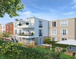 Investissement locatif : Appartement en loi Pinel  Pierrefitte-sur-Seine proche centre-ville (93380) - Réf. 5136