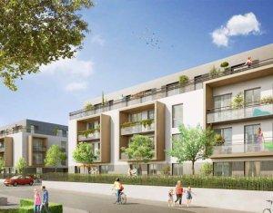 Investissement locatif : Appartement en loi Pinel  Pierrelaye proche centre-ville (95480) - Réf. 949