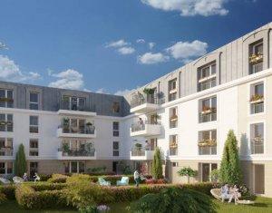 Achat / Vente appartement neuf Pierrelaye proche des transports (95480) - Réf. 2986