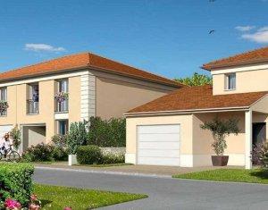 Achat / Vente appartement neuf Pierrelaye proche gare 600m ligne H et C (95480) - Réf. 1292