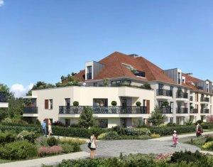 Investissement locatif : Appartement en loi Pinel  Plaisir proche base de loisirs de Saint-Quentin (78370) - Réf. 2115