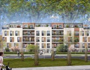 Investissement locatif : Appartement en loi Pinel  Plaisir proche de la gare (78370) - Réf. 3350