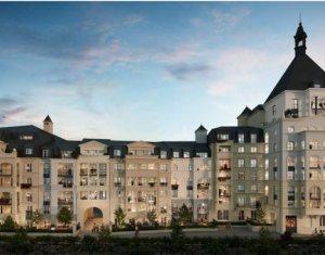 Investissement locatif : Appartement en loi Pinel  Plessis-Robinson à 700 mètres du centre-ville (92350) - Réf. 4914