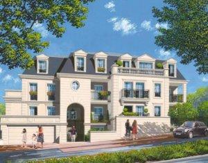 Achat / Vente appartement neuf Plessis-Robinson proche centre-ville (92350) - Réf. 1943
