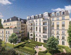 Achat / Vente appartement neuf Plessis-Robinson proche parc Henri-Sellier (92350) - Réf. 4107