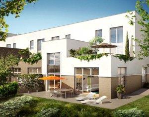Achat / Vente appartement neuf Poissy 15 minutes de la Défense (78300) - Réf. 1617