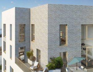 Achat / Vente appartement neuf Poissy à 5 minutes à pied du centre (78300) - Réf. 4282