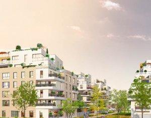 Achat / Vente appartement neuf Poissy dans l'écoquartier Rouget-de-Lisle (78300) - Réf. 1120