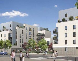 Achat / Vente appartement neuf Poissy dans la nouvelle Zac de la Coudraie (78300) - Réf. 1853